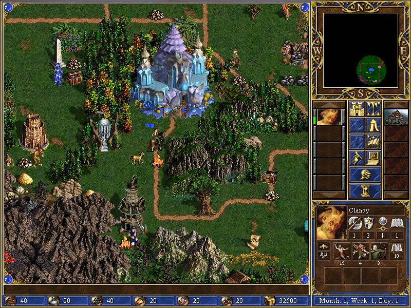 Game Patches: Heroes of Might and Magic III