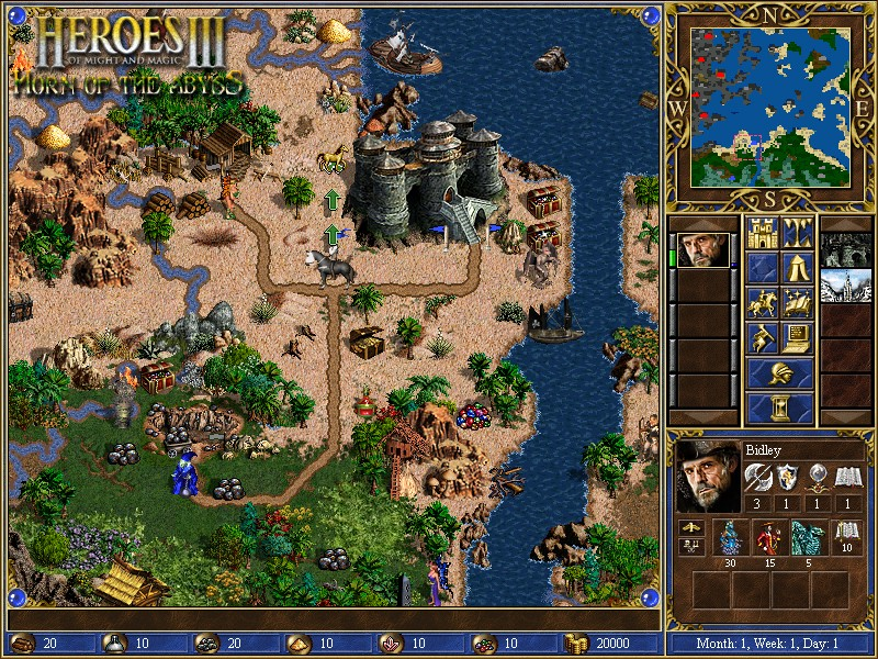 ... - [Official Thread] Heroes of might and magic III: Horn of the Abyss: http://heroescommunity.com/viewthread.php3?tid=39830&pagenumber=93