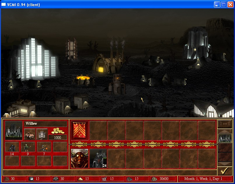 forge town screen