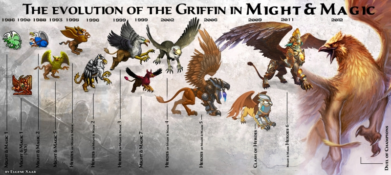 griffin - heroes