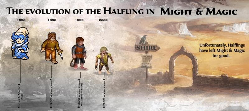 evolúcia - hobbit