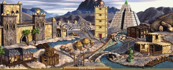 Heroes of Might and Magic II - Barbarian