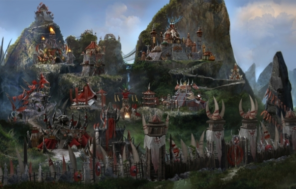 Heroes of Might and Magic VI - Stronghold