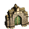 town-gate
