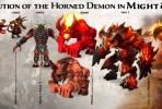 horned deamon