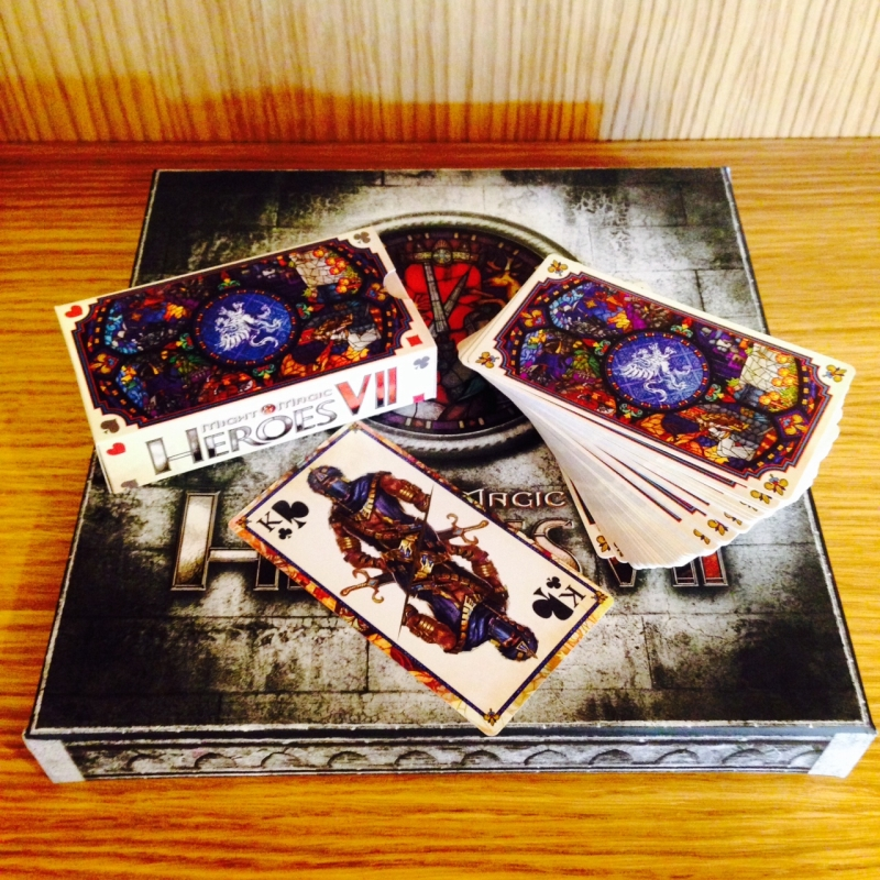 heroes-7-collectors-edition-tarrot-cards