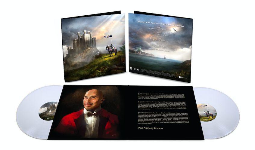 The Heroes Piano Sonatas vinyl preorder_2