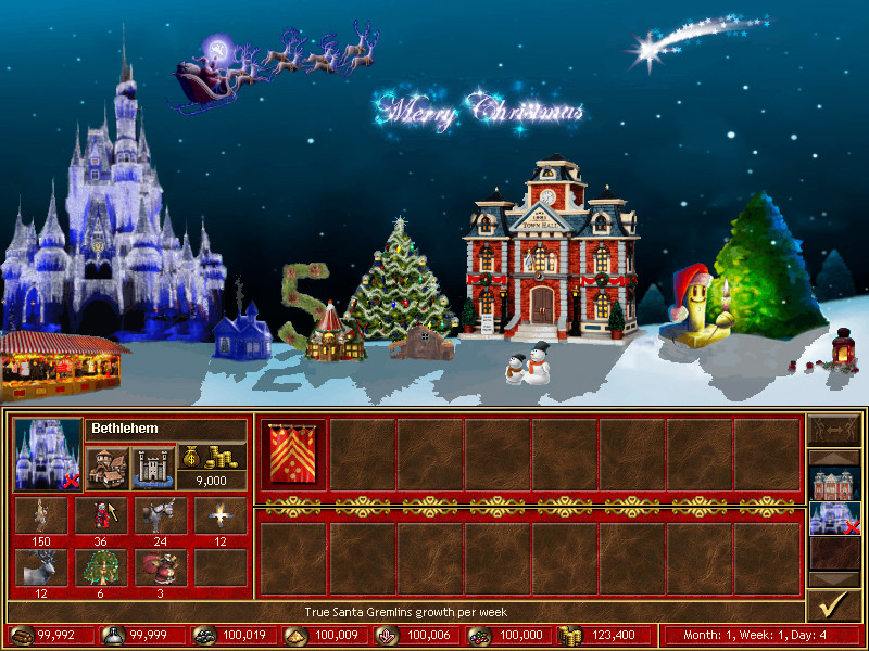 Christmas town - Download