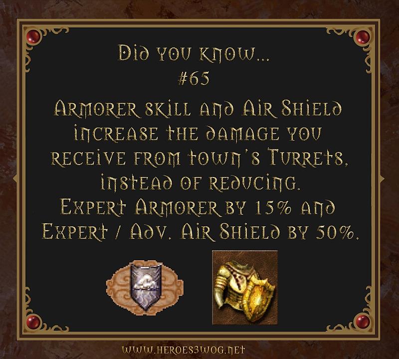 65 Armorer