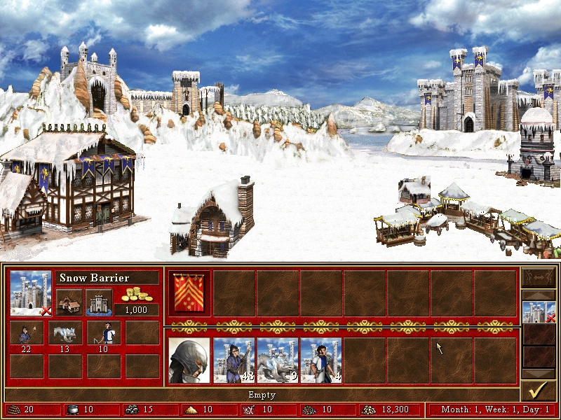 Northerners town - Download