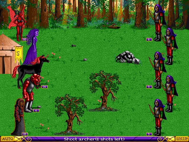 Heroes 1: Masquerade Mod v0.1