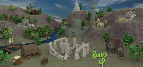 Ruins Town update