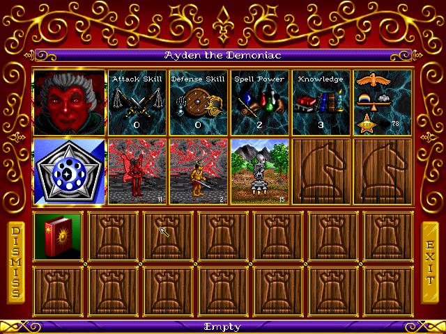 Heroes I: Masquerade Mod v0.4