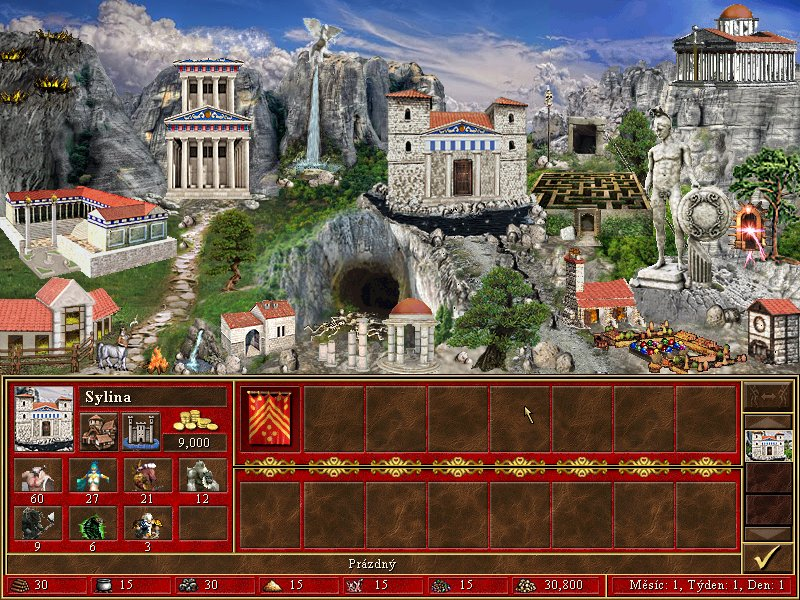 Mythology town - Download