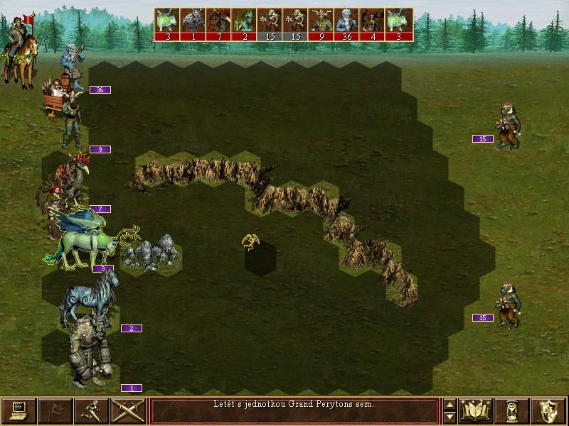 ruins town battle