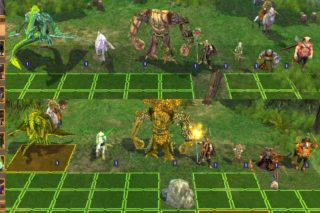Heroes of Might and Magic III Lite (Heroes 5 mod) - Heroes