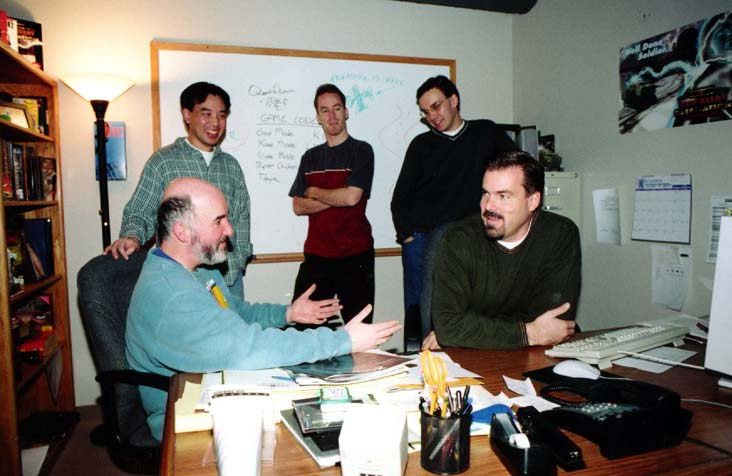 DevTeam - Anthony Gurr, David Yee, Rich Donnelly, Greg Fulton, Mike_Ward