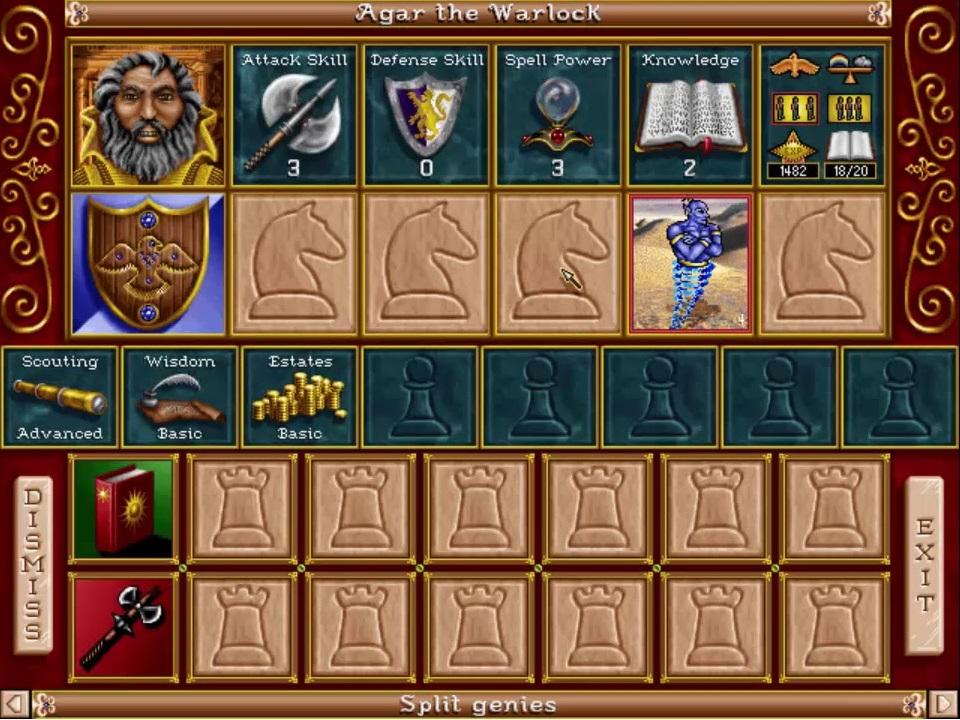 Heroes II - Agar