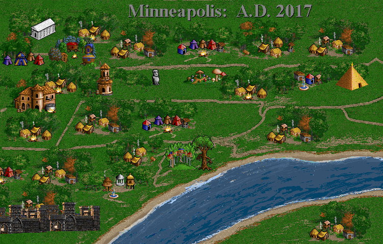 Heroes of Might and Magic 2 Civilization 2 Mod! - Heroes 3 5