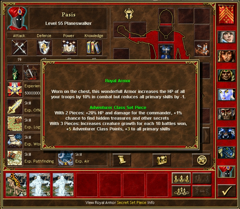 Royal Armor