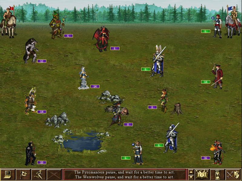 3) New Creatures and Hero Commanders