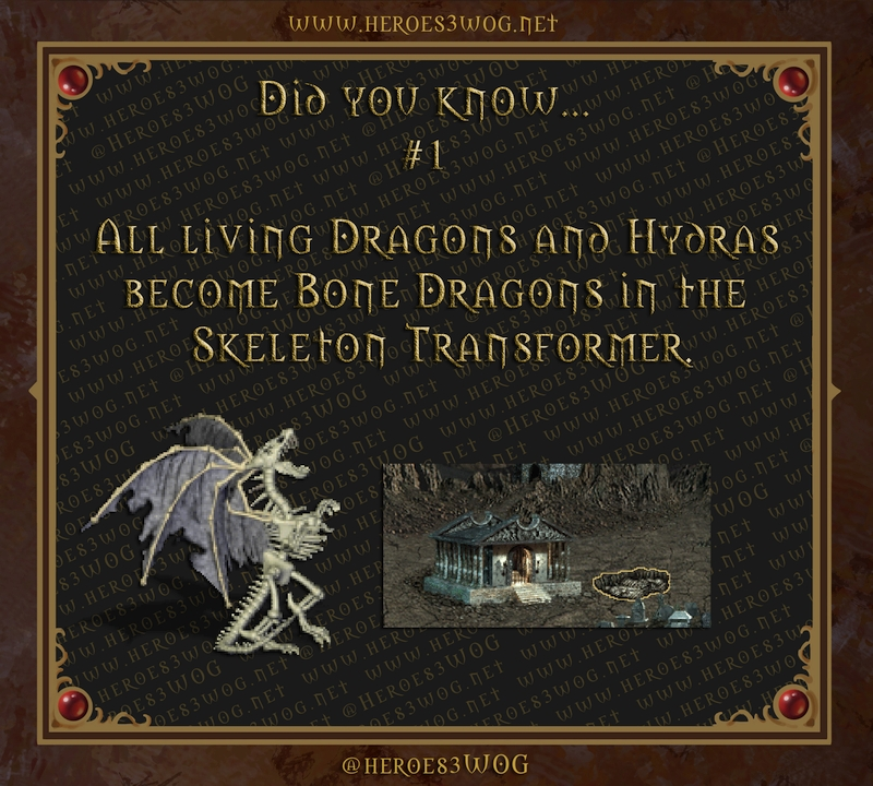 All living Dragons and Hydras become Bone Dragons in the Necropolis Skeleton Transformer.Bone Dragons, Angels, Titans, Giants, Phoenixes, Behemoths become Skeletons.