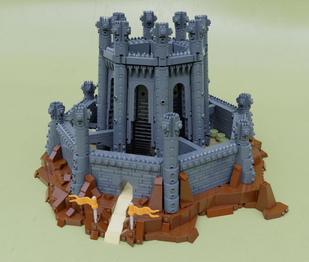 lego dungeon